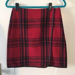 Joe Fresh Plaid Skirt